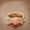Набор из трех колец элегантных колец #1459140