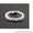 безразмерное кольцо с камнями Swarovski стразы #1459141
