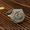 красивое колечко с розочкой под золото,  под серебро #1459139