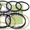 Ремкомплекты гидроцилиндра подъема тракторного прицепа #1519292