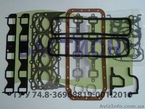Набор прокладок с РТИ двигателя ГАЗ - Изображение #3, Объявление #1520220