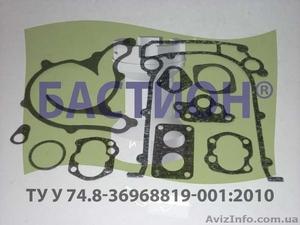 Набор прокладок с РТИ двигателя ГАЗ - Изображение #6, Объявление #1520220