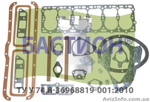 Набор прокладок с РТИ двигателя ГАЗ - Изображение #1, Объявление #1520220