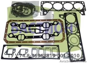 Прокладки двигателя ЗИЛ, УРАЛ - Изображение #5, Объявление #1520228
