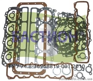 Прокладки двигателя ЗИЛ, УРАЛ - Изображение #1, Объявление #1520228