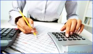 Бухгалтерия для частного предпринимателя, ФОП - Изображение #1, Объявление #1539111