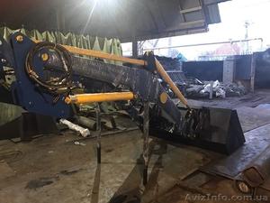 Быстросъёмный фронтальный погрузчик на трактор МТЗ, ЮМЗ, Т-40 - Изображение #4, Объявление #1611266