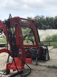 Быстросъемный фронтальный погрузчик на мини-трактор Donfeng - Изображение #9, Объявление #1663962