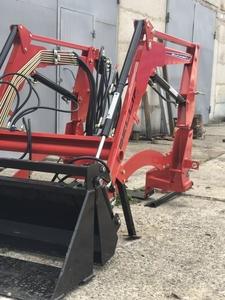 Быстросъемный фронтальный погрузчик на мини-трактор Donfeng - Изображение #2, Объявление #1663962