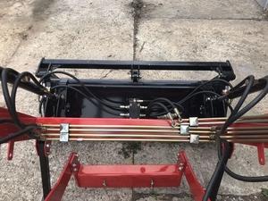 Быстросъемный фронтальный погрузчик на мини-трактор Donfeng - Изображение #6, Объявление #1663962