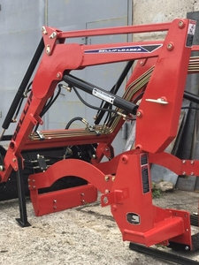 Быстросъемный фронтальный погрузчик на мини-трактор Donfeng - Изображение #3, Объявление #1663962