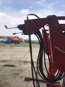 Быстросъемный фронтальный погрузчик на мини-трактор Donfeng - Изображение #8, Объявление #1663962
