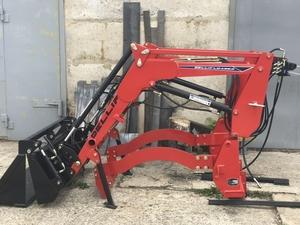 Быстросъемный фронтальный погрузчик на мини-трактор Donfeng - Изображение #7, Объявление #1663962