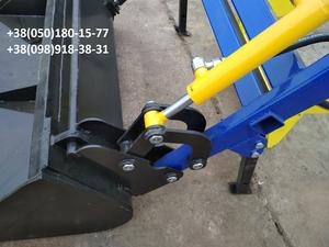 Погрузчик кун на мини трактор Dong Feng 244, Kata Ke 454, Geas 37, DW 404 - Изображение #4, Объявление #1674529