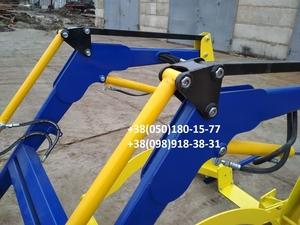 Погрузчик кун на мини трактор Dong Feng 244, Kata Ke 454, Geas 37, DW 404 - Изображение #5, Объявление #1674529