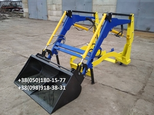 Погрузчик кун на мини трактор Dong Feng 244, Kata Ke 454, Geas 37, DW 404 - Изображение #9, Объявление #1674529