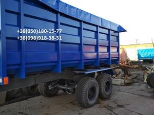 Прицеп НТС-16(зерновоз)на трактор МТЗ, New Holland, Джон Дир. - Изображение #10, Объявление #1675381