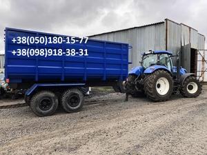 Прицеп НТС-16(зерновоз)на трактор МТЗ, New Holland, Джон Дир. - Изображение #4, Объявление #1675381