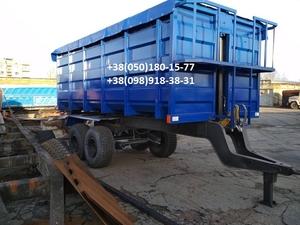 Прицеп НТС-16(зерновоз)на трактор МТЗ, New Holland, Джон Дир. - Изображение #6, Объявление #1675381