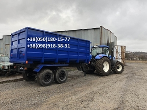 Прицеп НТС-16(зерновоз)на трактор МТЗ, New Holland, Джон Дир. - Изображение #2, Объявление #1675381