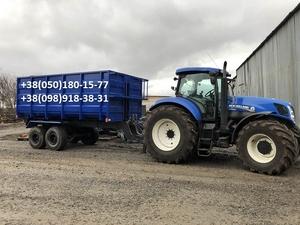 Прицеп НТС-16(зерновоз)на трактор МТЗ, New Holland, Джон Дир. - Изображение #1, Объявление #1675381