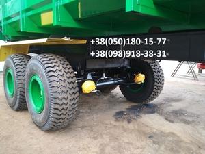Прицеп на трактор МТЗ, ЮМЗ, тракторный самосвал зерновоз . - Изображение #5, Объявление #1684839