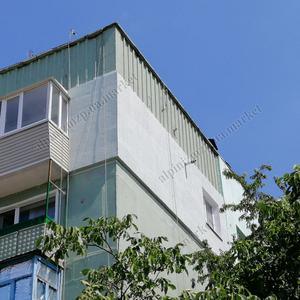 Наружное утепление стен квартир, домов в г. Запорожье - Изображение #9, Объявление #1686267