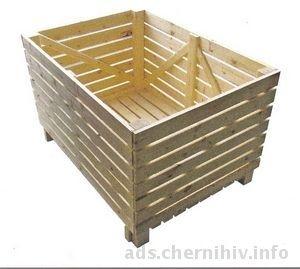 деревянной тары (поддонов, ящиков, барабанов, и тд.,можно по чертежам заказщика) - Изображение #1, Объявление #16493