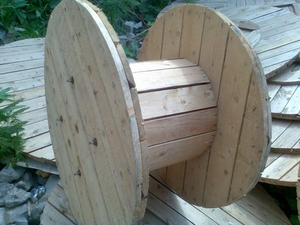 тара деревянная термообработанная, поддоны, барабаны, ящики - Изображение #2, Объявление #247675