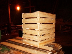 тара деревянная термообработанная, поддоны, барабаны, ящики - Изображение #3, Объявление #247675