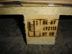 клеймение и термообработка тары деревянной, тара на экспорт - Изображение #1, Объявление #408778