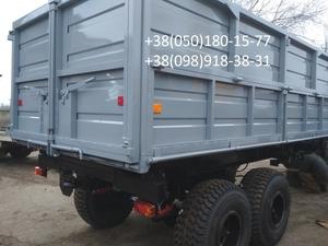 Прицеп тракторный НТС -12 с гидравлическим стояночным тормозом. - Изображение #9, Объявление #1700011