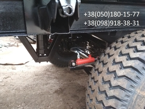 Прицеп тракторный НТС -12 с гидравлическим стояночным тормозом. - Изображение #7, Объявление #1700011