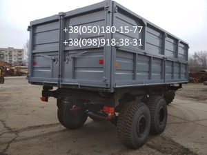Прицеп тракторный НТС -12 с гидравлическим стояночным тормозом. - Изображение #2, Объявление #1700011