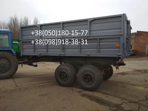 Прицеп тракторный НТС -12 с гидравлическим стояночным тормозом. - Изображение #3, Объявление #1700011