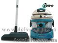 DELVIR:пылесос с аквафильтром, системой гидроциклон и двумя сепараторами + электр