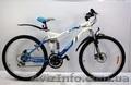 Продам новый горный подростковый двухподвесный Велосипед Azimut Race со склада.