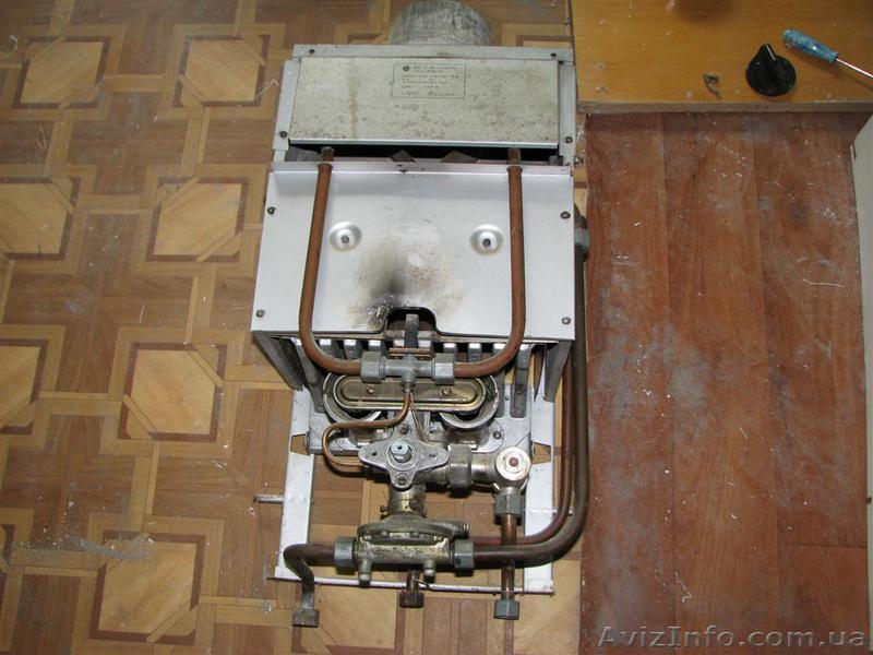 Чем можно промыть теплообменник на газовой колонке впг 12е и установка для очистки теплообменников