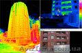 Термографическое обследование зданий и сооружений
