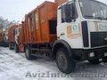 мусоровоз МАЗ 5337 А2(О2)