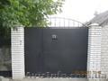Двери металлические, решетки,  ворота,  заборы,  навесы и др.сварочные работы.