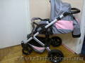 Детская универсальная коляска Izacco Z5 2 в 1