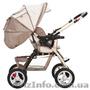 коляска GEOBY C929-XT бежевый цвет