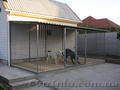двери металлические,ворота,козырьки,навесы,калитки,заборы(профнастил). - Изображение #10, Объявление #1024778