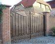 двери металлические,ворота,козырьки,навесы,калитки,заборы(профнастил). - Изображение #4, Объявление #1024778
