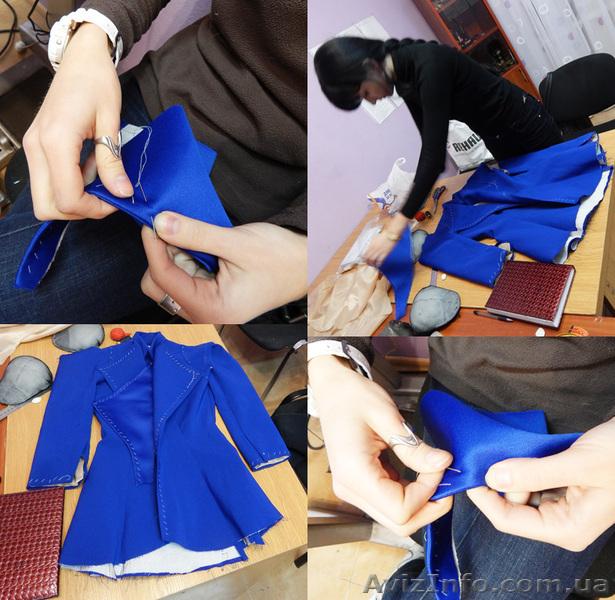 Обучение шитья и моделирования одежды
