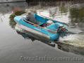 Металлическая моторная лодка Неман 2 1989' в Запорожье - Изображение #2, Объявление #1109224