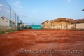 Профессиональный теннисный корт на берегу моря участок под постройку
