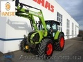6.Компания Harvesto продает трактор Claas ARION 550 Cebis T4i
