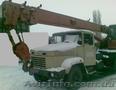Продаем автокран КС-4574А Силач, г/п 22,5 тонн, на шасси КрАЗ 65101, 1995 г.в., Объявление #1191603